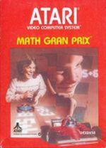 Jaquette Math Gran Prix