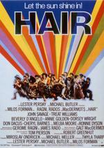 Affiche Hair