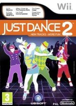 Jaquette Just Dance 2