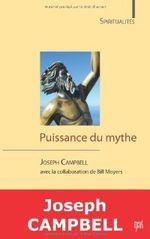 Couverture Puissance du mythe
