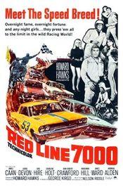 Affiche Ligne rouge 7000