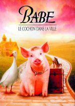 Affiche Babe, le cochon dans la ville