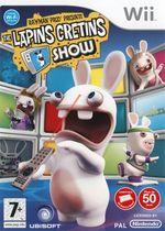 Jaquette Rayman Prod' présente : The Lapins Crétins Show
