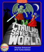Jaquette Cthulhu Saves the World