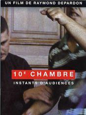 Affiche 10e chambre, instants d'audience