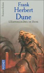Couverture L'Empereur-Dieu de Dune - Le Cycle de Dune, tome 4