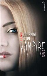 Couverture Le journal d'un Vampire, tome 2
