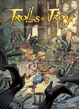 Couverture La Guerre des gloutons - Trolls de Troy, tome 13