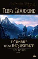 Couverture L'Ombre d'une inquisitrice - L'Épée de vérité, tome 11