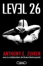 Couverture Dark Origins - Level 26, tome 1
