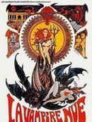 Affiche La Vampire nue