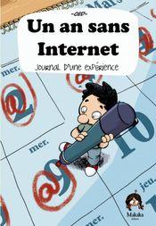 Couverture Un an sans internet