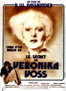 Affiche Le Secret de Veronika Voss