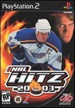 Jaquette NHL Hitz 2003