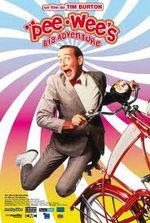 Affiche Pee-Wee Big Adventure