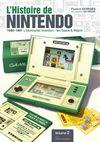 Couverture L'Histoire de Nintendo, volume 2