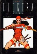 Couverture Elektra Saga