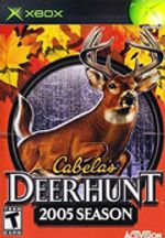 Jaquette Cabela's Deer Hunt : 2005 Season