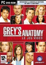 Jaquette Grey's Anatomy : Le Jeu Vidéo