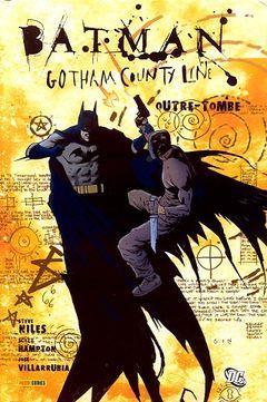 Couverture Batman : Outre-Tombe
