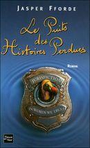 Couverture Le Puits des histoires perdues - Thursday Next, tome 3