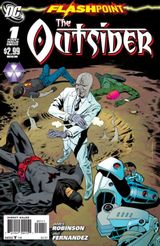 Couverture Flashpoint: The Outsider