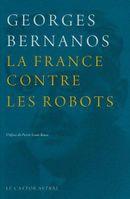 Couverture La France contre les robots