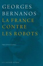 Couverture La France contre les robots