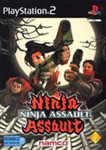 Jaquette Ninja Assault