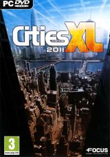 Jaquette Cities XL 2011