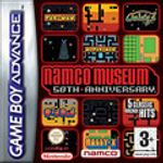 Jaquette Namco Museum 50th Anniversary