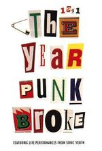 Affiche 1991 : The Year Punk Broke