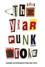 Affiche 1991 : The Year Punk Broke