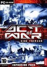 Jaquette Act of War : High Treason