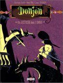 Couverture Un justicier dans l'ennui - Donjon Potron-Minet, tome 98