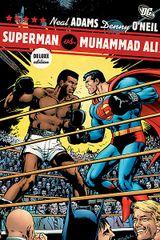 Couverture Superman vs. Muhammad Ali (deluxe edition)