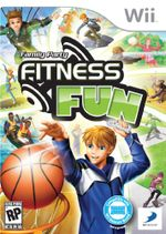 Jaquette Family Party : Fitness Fun
