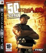 Jaquette 50 Cent : Blood on the Sand