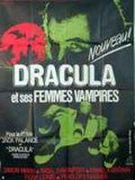Affiche Dracula et ses femmes vampires