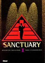 Couverture Sanctuary