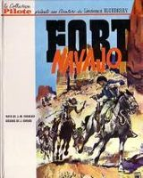 Couverture Fort Navajo - Blueberry, tome 1