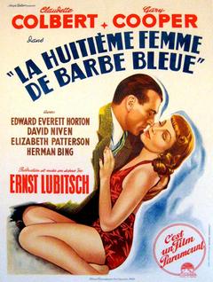 Affiche La Huitième Femme de Barbe Bleue