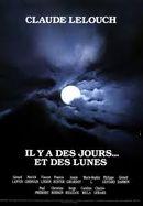Affiche Il y a des jours... et des lunes