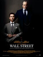 Affiche Wall Street : L'Argent ne dort jamais