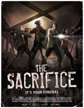 Jaquette Left 4 Dead : The Sacrifice