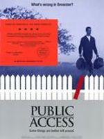 Affiche Public Access
