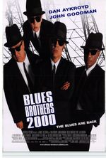 Affiche Blues Brothers 2000