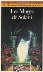 Couverture Les Mages de Solani - Défis fantastiques, tome 51