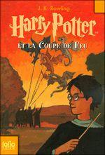 Couverture Harry Potter et la Coupe de feu