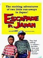 Affiche Escapade au Japon